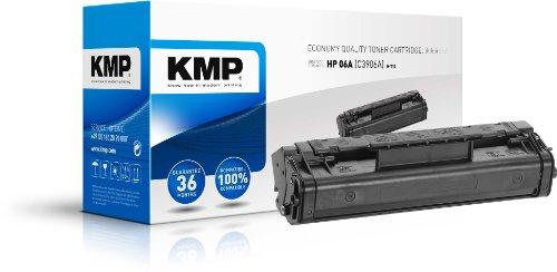 Preisvergleich Produktbild KMP Toner für HP Laserjet 5 L EP-A Refill, Text Qualität Inhalt 160g für ca. 2500 Seiten, black