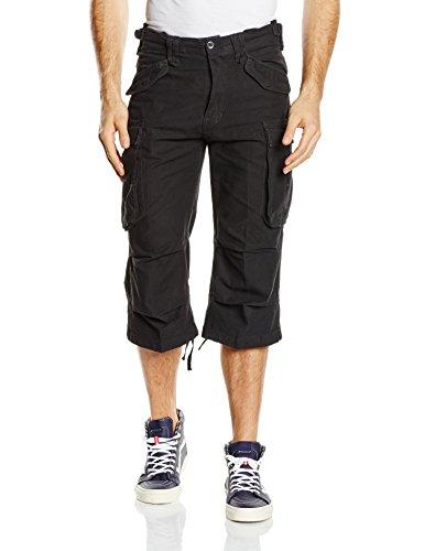 Brandit Industry 3/4 Shorts XL Schwarz