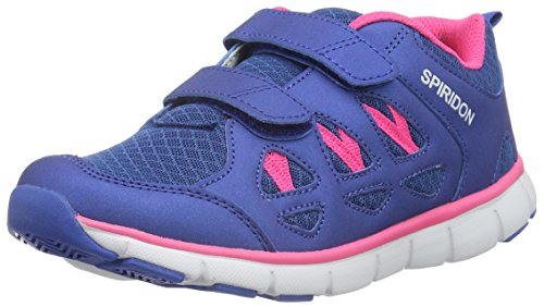 EB-Kids 591204, Baskets Basses Fille Violet (Lila/pink)