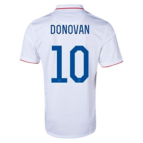 2014-15 USA World Cup Home Shirt (Donovan 10)