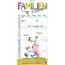 Helme Heine Familienplaner 2010: Mit Schulferien und 2 Stundenplänen