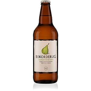Rekorderlig - Pear - Premium Swedish Cider - 15x500ml Glass Bottle Case