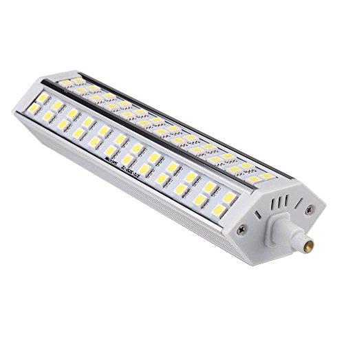 TOOGOO(R)R7S 15W 72 LED 5050 SMD energiesparende Gluehbirne Lampe 189mm 100-240V