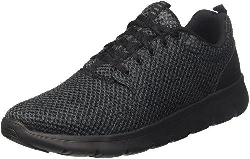 Skechers marauder, sneaker uomo, nero (black), 44 eu