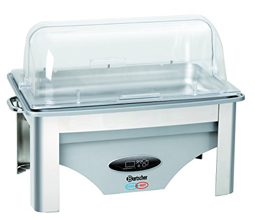 Bartscher Chafing Dish COOL + HOT 1/1 GN - 500850 Hot Dish