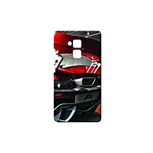 Bluedio Designer Printed Back case cover for Huawei Honor 5C - G1592
