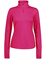 Protest Fabrizo 1/4 Zip Top polaire femme