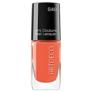 Artdeco Art Couture Nail Lacquer unisex, Nagellack, farbe: 648 couture salmon pink, 1er Pack (1 x 51 g)