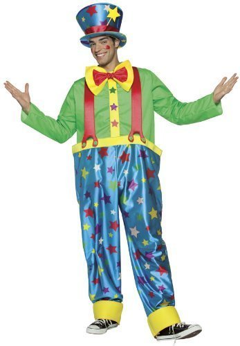 Star Clown (Male) Big Top - Adult Fancy -