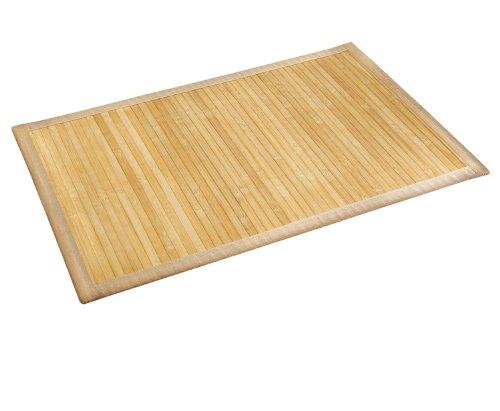Wenko 17996100 - Esterilla de bambú
