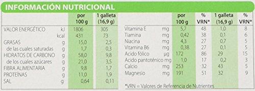 Gerblé Galletas Soja Higo - 270 g