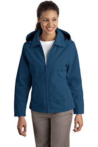 Port Authority L764 Damen Legacy Jacke Gr. US 4X Mehr, Millennium Blue/ Dark Navy (Damen Authority Port Legacy-jacke)
