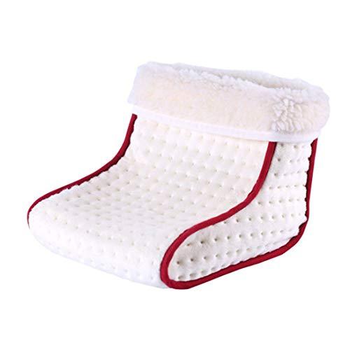 WEIHAN Temperaturregelung Warmen Fuß Schatz Plug in Heizung Fußmassage Pad Schlafsaal Elektrische Schuhe Elektrothermische Kissen