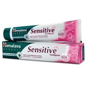 Himalaya Herbals Sensitive Toothpaste (100g) (pack of 2)