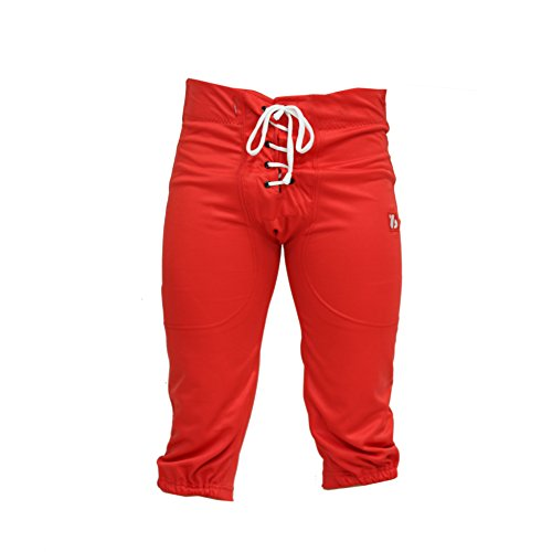 FP-2 American Football Hose, Match , Farbe Rot (S)