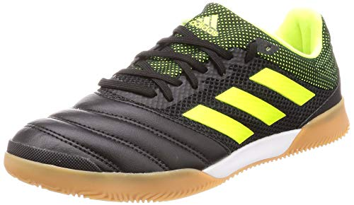Adidas Copa 19.3 In Sala, Botas de fútbol para Hombre, (Negbás/Amasol/Gumm1 000), 43 1/3 EU