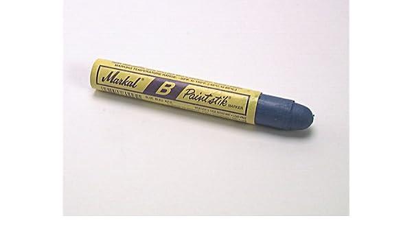 /Mklbblue /Paintstick froide marqueur de surface Bleu/ Markal/