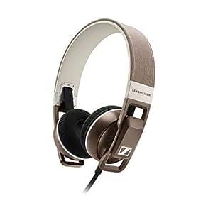 Sennheiser Urbanite On-Ear Headphones (Brown and White)