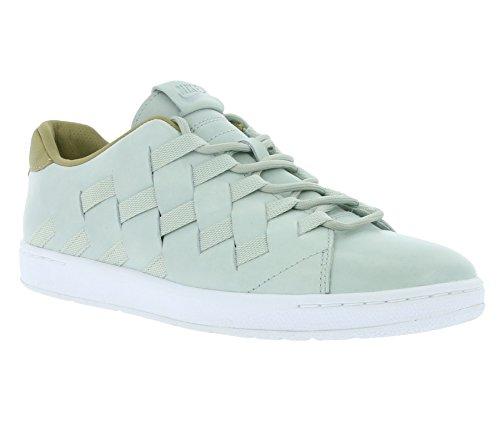 Nike Tennis Classic Ultra Prm Qs, Chaussures de Sport Homme Argent - Plateado (Light Silver / Lght Slvr-Hy-Wht)