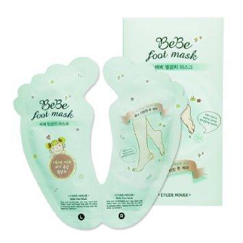 Etude House BeBe Foot Mask (Foot Peeling)