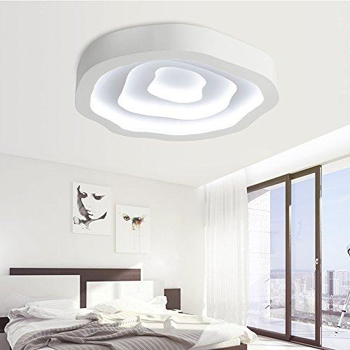 Stylehome 68W LED Deckenlampe 6810 dimmbar mit Fernbedienung
