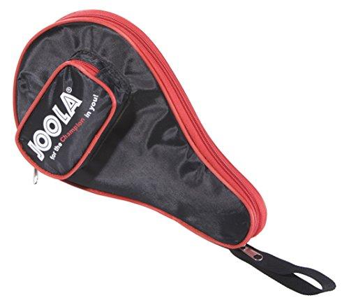 JOOLA Tischtennishülle JOOLA Pocket Hülle für Tischtennisschläger, rot, -, 80502