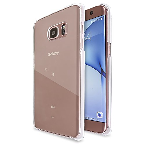 Galaxy S7 Edge Case Crystal View Hard Cover Case[Drop Protection / Shock Absorption Technology / Lifetime Warranty]