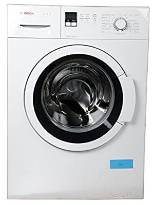 Bosch 7 kg Fully-Automatic Front Loading Washing Machine (WAK20160IN, White)