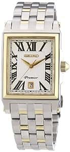 Seiko - SKK718P1 - Montre Femme - Quartz Analogique - Bracelet Acier Inoxydable Argent