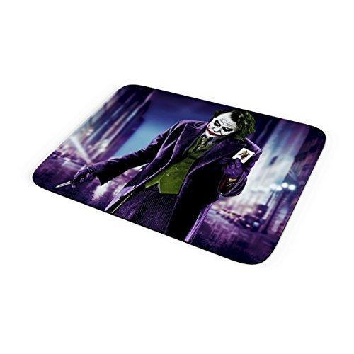 Der Joker Violett Anzug Street/Karte Batman/Dark Knight–PREMIUM QUALITÄT Gummi Mauspad/matte