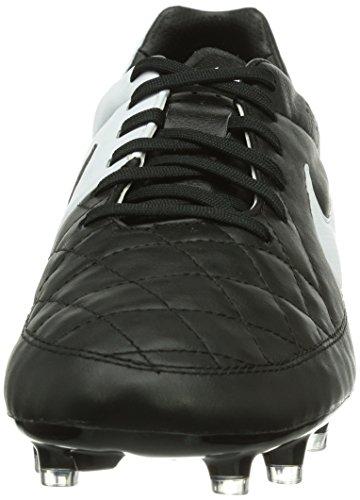 Nike - Tiempo Legacy Fg, Scarpe Da Calcio da uomo Black/white-white