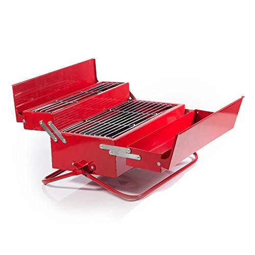 SUCK UK Grill-Toolbox - Grill-gadgets
