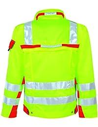 PKA Warnschutz Bundjacke Arbeitsjacke Blousonjacke EN ISO 20471:2013 Klasse 3