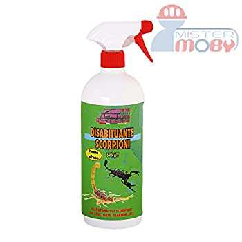 REPOUSSANT DISSUASIF ANTI SCORPIONS PRODUIT SPRAY NATURAL 500 ML