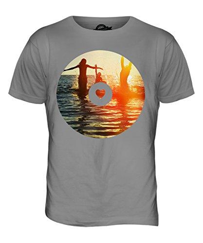 CandyMix Sommer Wellen Herren T Shirt Hellgrau