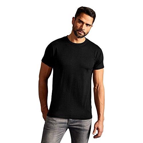 Premium T-Shirt Herren, XS, Schwarz