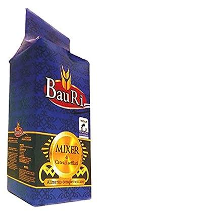 BAURI' Mixer di Riso E Cereali SOFFIATI con AGGIUNTA di Verdure SOTTOVUOTO da kg 3
