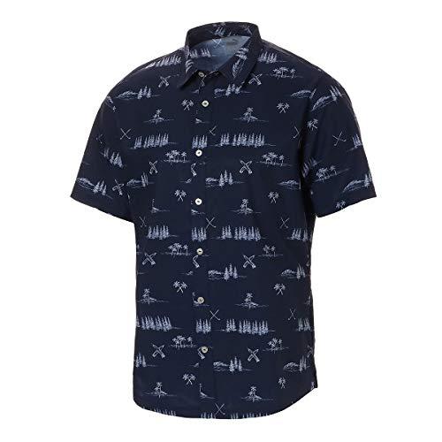 Puma Herren Paradise Shirt Polo, Peacoat, M