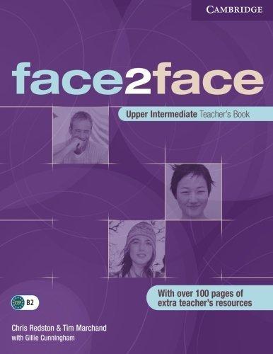 face2face Upper Intermediate Teacher's Book by Chris Redston (2007-07-30)