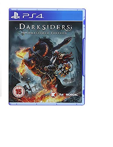 Darksiders: Warmastered Edition - PlayStation 4 - [Edizione: Regno Unito]