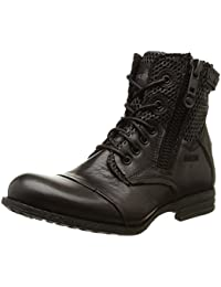 Bunker Zip Po Ca, Boots femme