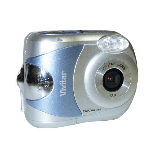 Vivitar ViviCam 3785 Digital Camera [3MP, 1 x Optical Zoom]
