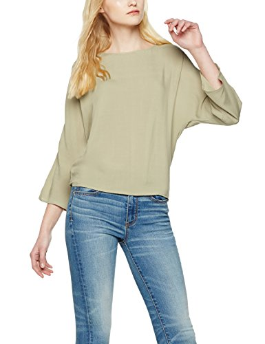 find-drape-chemise-femme-marron-khaki-14-taille-fabricant-large