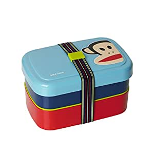 Paul Frank Picnic Lunch Box, Blue