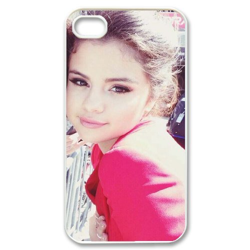 LP-LG Phone Case Of Selena Gomez For Iphone 4/4s [Pattern-6] Pattern-5