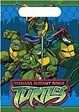 Teenage Mutant Ninja Turtles Loot Bags 8ct