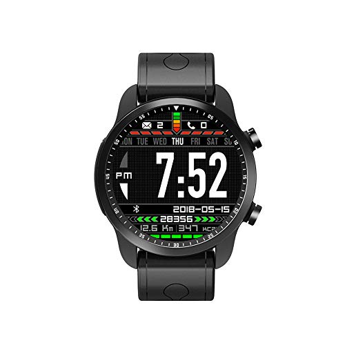 ZUEN GPS Globale Positionierung Smart Watch 1 + 16 GB Speicher 4g-Einsteckkarte 1.3 Bildschirm, Kalender, Wetter, Rechner, Suche nach mobilen Uhren, Remote-Fotografie