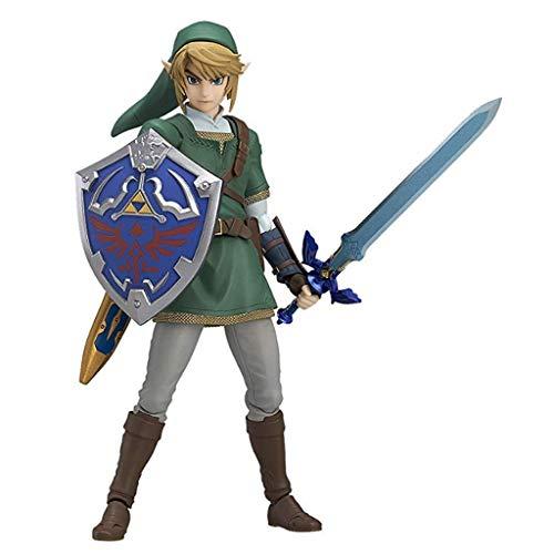 Von Zelda Twilight Princess Link Figma Action Figure ()