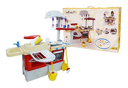 """Preisvergleich Produktbild Spielküche """"Infinity basic"""" mit Waschmaschine"""