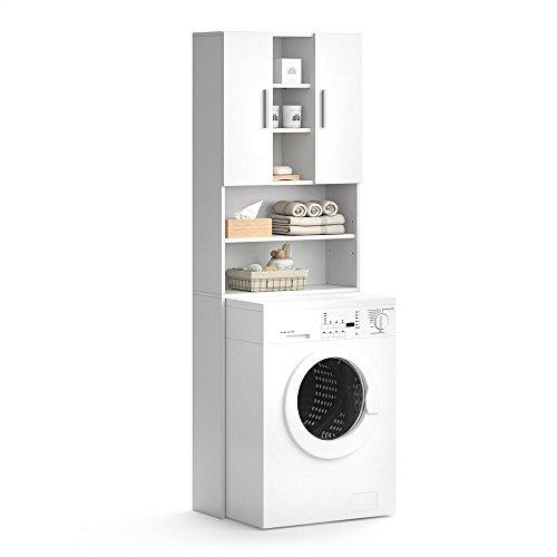 ᑕ❶ᑐ Waschmaschinenschrank - Trocknerschrank - Ideen für Zuhause